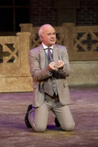 Gary Mitchell Leonato in Much Ado About Nothing2013